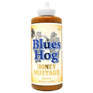 Blues Hog Honey Mustard BBQ Sauce - 23oz