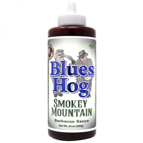 Blues Hog Smokey Mountain BBQ Sauce - 24oz