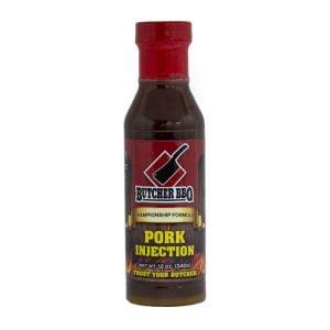 Butcher BBQ Liquid Pork Injection