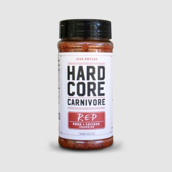 Hardcore Carnivore Red