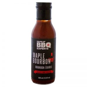 House of BBQ Experts Maple Bourbon Sauce