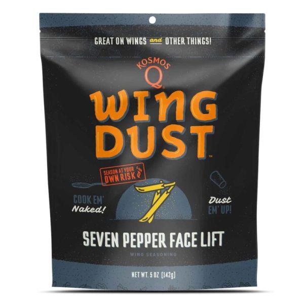 Kosmos Q Seven Pepper Facelift Wing Dust