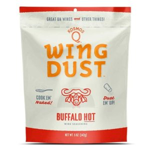 Kosmos Q Buffalo Hot Wing Dust