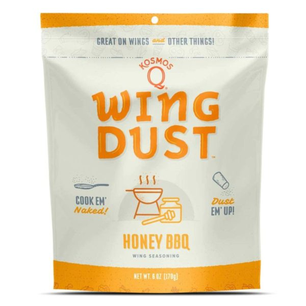 Kosmos Q Honey BBQ Wing Dust