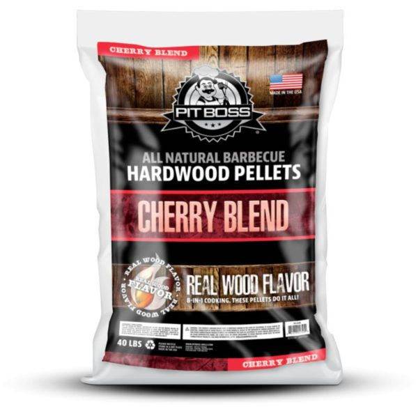 Pit Boss Cherry Pellets - 40lb Bag