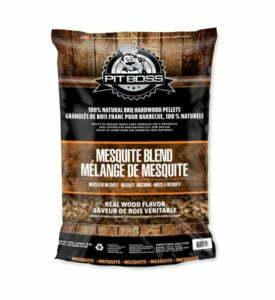 Pit Boss Mesquite Pellets - 40lb Bag