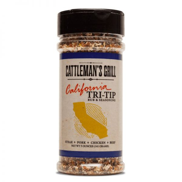 Cattlemans Grill California Tri-tip Rub & Seasoning