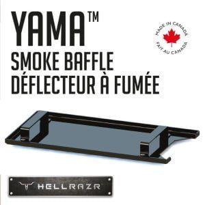 Hellrazr Yama Smoke Baffle