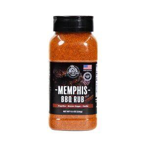 Pit Boss Memphis BBQ Rub