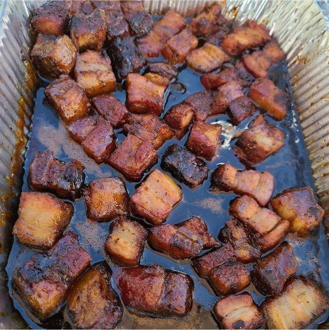 Sticky Asian Pork Belly