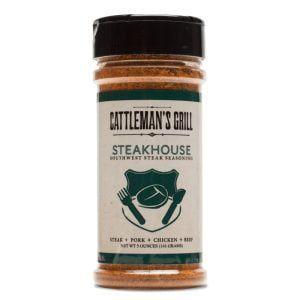 cattlemans grill steakhouse southwest steak seasoning