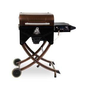 Pit Boss PB 260 Portable Wood Pellet Grill