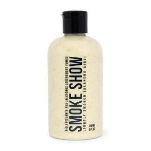 Smoke Show Lightly Smoked Jalapeno Aioli