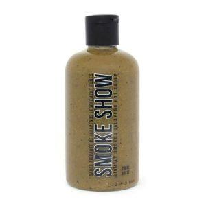 Smoke Show Lightly Smoked Jalapeno Sauce