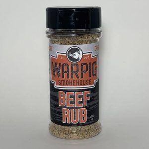 War Pig Beef Rub