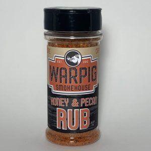 War Pig Smokehouse Honey & Pecan Rub