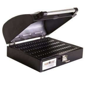 camp chef deluxe bbq grill box - 1 burner