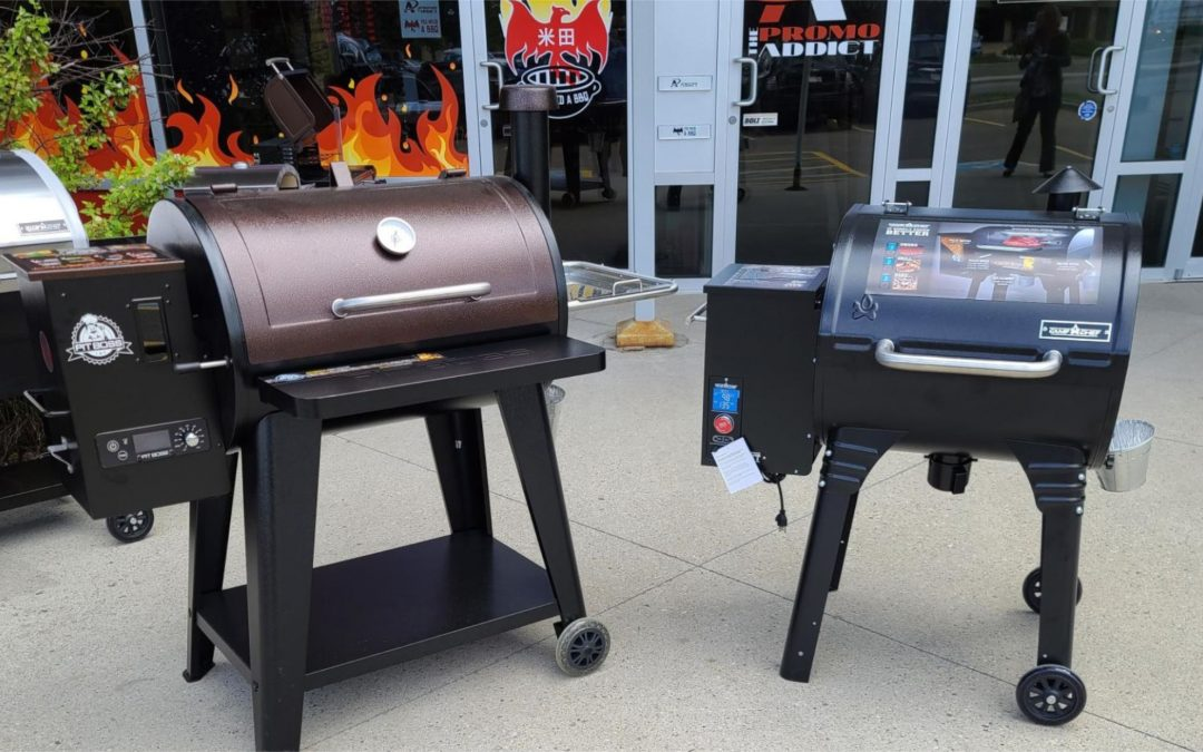 BBQ Comparison Pit Boss 820D3 vs Camp Chef XT 24