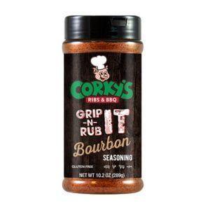 Corkys Grip it n Rub Bourbon Seasoning