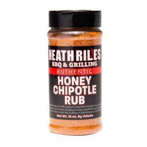 Heath Riles Honey Chipotle Rub