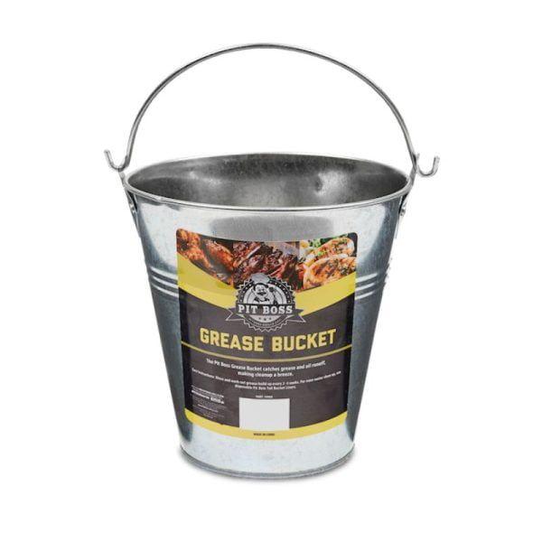 Pit Boss Grease Bucket