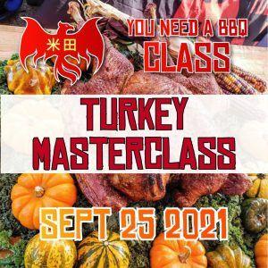 Sept 25 Turkey Masterclass