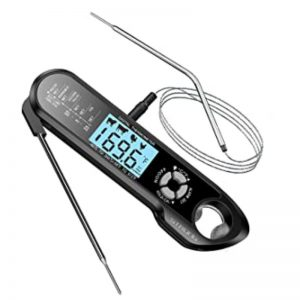 You Need a BBQ Dual Probe Thermometer