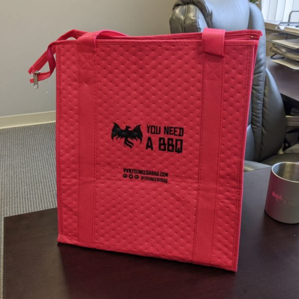 You Need a BBQ Insulated Bag