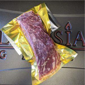 brant lake wagyu bavette steak