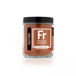 Spiceology Fryless Chicken Salt Free Seasoning