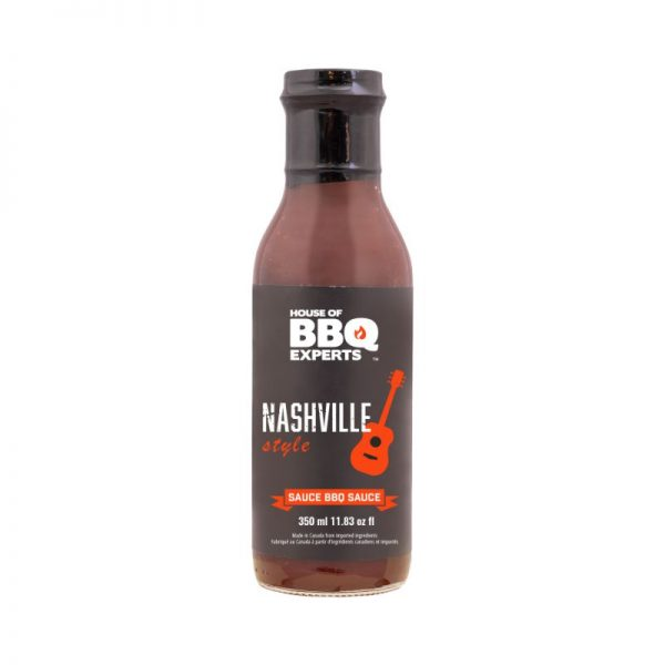 House of bbq experts nashville style bbq sauce