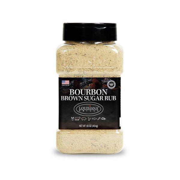 Louisiana Grills Bourbon Brown Sugar Rub