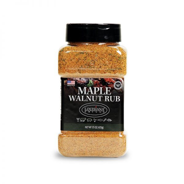 Louisiana Grills Maple Walnut Rub